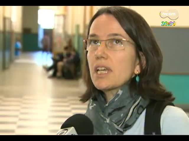 TVCOM 20 Horas - Como barrar os abusos contra turistas durante grandes eventos - Bloco 1 - 28/10/2013