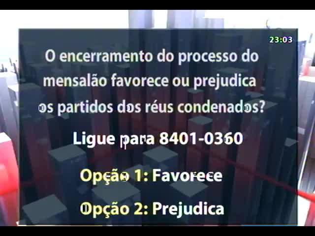 Conversas Cruzadas - Deputados fazem questionamentos acerca da prisão dos condenados do mensalão - Bloco 4 - 18/11/2013
