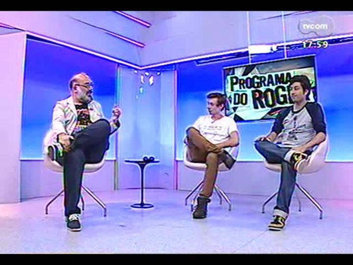 Programa do Roger - Conversa sobre festivais de cinema que estão rolando em Porto Alegre - bloco 2 - 04/12/2013