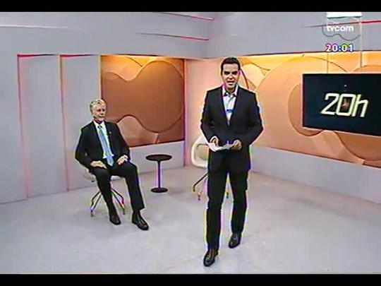 TVCOM 20 Horas - Retrospectiva: o balanço do ano na capital e a projeção para 2014 - Bloco 1 - 26/12/2013