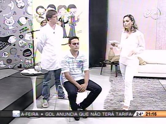 TVCOM Tudo+ Auriculoterapia: refloxologia auricular - 22/01/14