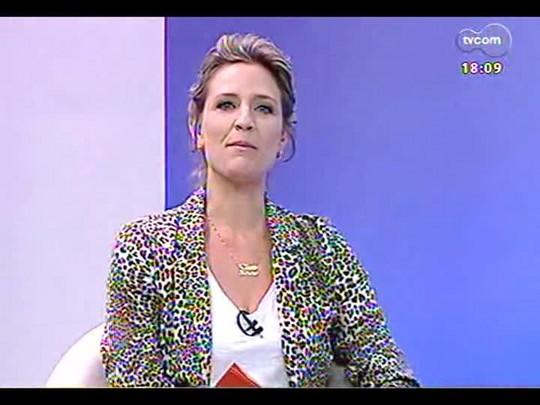 Programa do Roger - Cíntia Moscovich, escritora e jornalista + Clipe Gaúcho: Velocetts - Bloco 2 - 18/02/2014