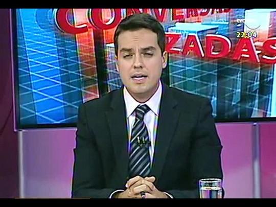 Conversas Cruzadas - O cancelamento da audiência pública para debater o edital de licitação do transporte coletivo de Porto Alegre - Bloco 1 - 10/03/2014