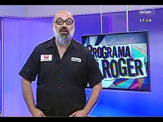 Programa do Roger - Roger Lerina entrevista Martinho da Vila, Diogo Nogueira, Alcione e Roberta Sá do Projeto Nivia viva o Samba - Bloco 2 - 14/03/2014