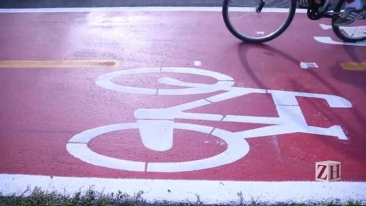 Ser ciclista em Porto Alegre