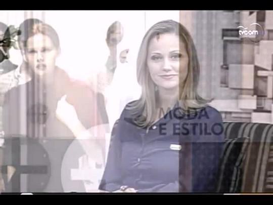 TVCOM Tudo+ - Moda e estilo - 31/03/14