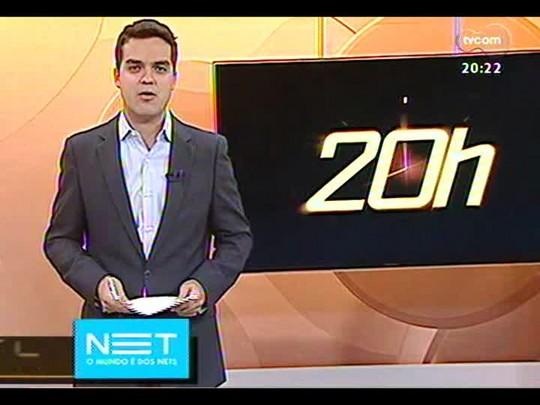 TVCOM 20 Horas - Como está o entorno do estádio Beira-Rio a 2 meses da Copa - Bloco 3 - 15/04/2014