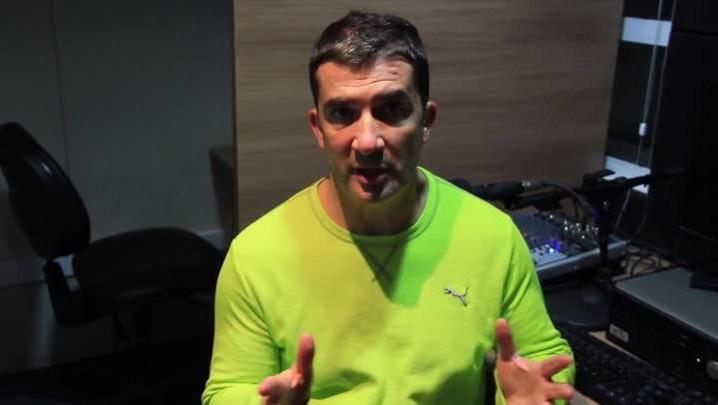 Sérgio Boaz analisa a derrota de Renan Barão no UFC 173. 25/05/2014