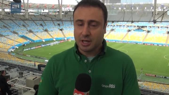 Bélgica e Rússia fazem um jogo decisivo neste domingo no Maracanã