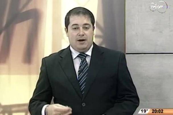 TVCOM 20 Horas - Florianópolis inicia audiências públicas sobre o plano diretor - 1º Bloco - 16/07/14