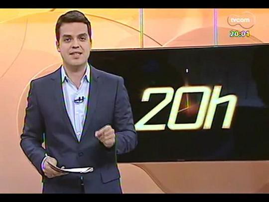 TVCOM 20 Horas - Municípios gaúchos abrem mão de R$ 1 milhão do Ministério da Saúde - Bloco 1 - 29/07/2014