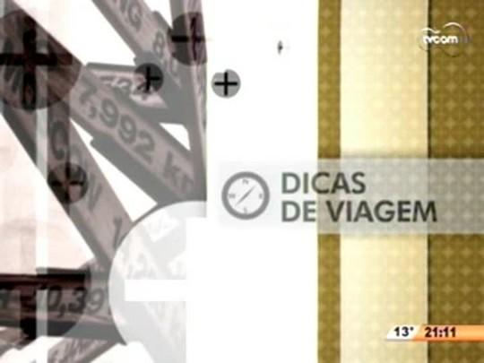 TVCOM Tudo+ - Dica de Viagem - 13.08.14