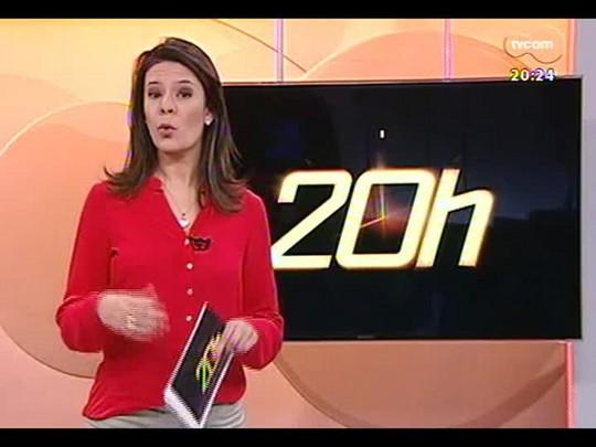 TVCOM 20 Horas - Pesquisa do Datafolha mostra a intenção de votos do eleitorado gaúcho - Bloco 3 - 15/08/2014