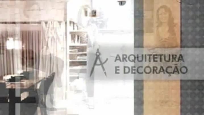 TVCOM Tudo+ - Arquitetura e Decoração - 23.09.14
