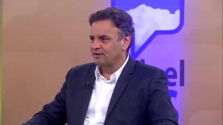 Painel RBS Especial Eleições - Aécio Neves (parte 1)