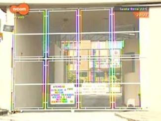 TVCOM 20  Horas - Justiça autoriza retomada da transferência de presos para iniciar demolição de pavilhões do Presídio Central - Bloco 3 - 26/09/2014