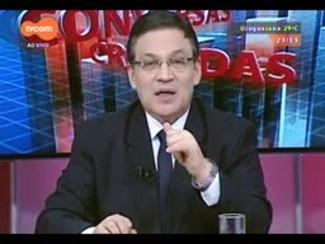 Conversas Cruzadas - Balanço das eleições 2014 - Bloco 4 - 27/10/2014