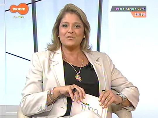 TVCOM Tudo Mais - Regina Lima fala com vencedora da categoria comércio no MPE - prêmio de competitividade para micro e pequenas empresas