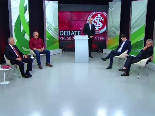 TVCOM - Debate entre os candidatos à presidência do Internacional - Bloco 3 - 11/12/2014