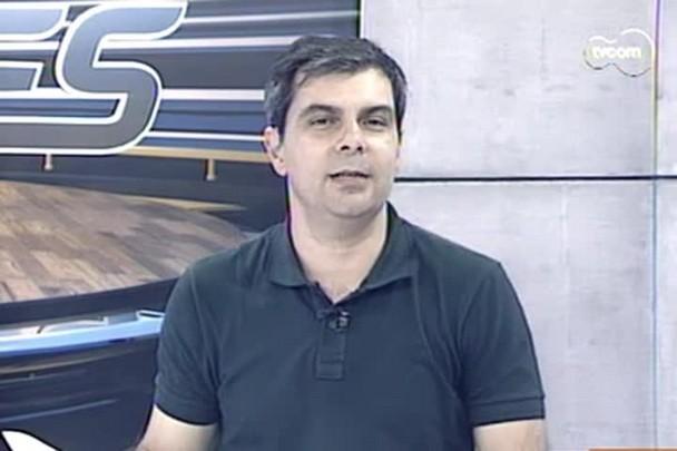 TVCOM Esportes - Carlos Aragão fala de sua eleição para o Conselho Deliberativo do Figueirense - 17.12.14