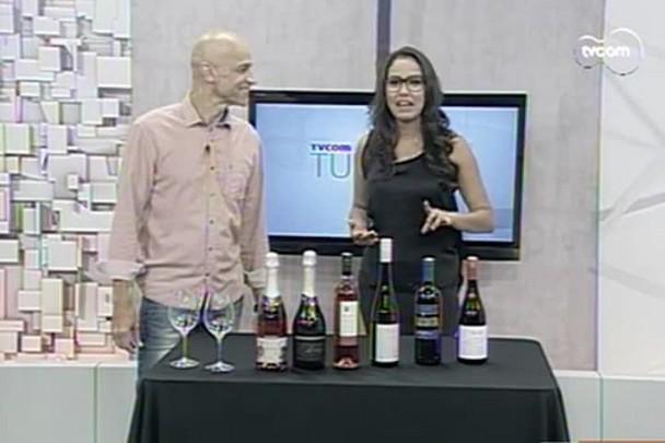 TVCOM Tudo+ - Dicas para escolher vinhos e espumantes para as festas de fim de ano - 22.12.14