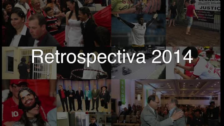 Retrospectiva 2014: veja as imagens que marcaram o ano