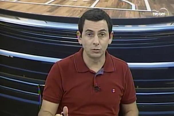 TVCOM Esportes - Presidente do Avai, Nilton Machado, fala sobre altos e baixos do time em 2014 - 3° Bloco - 31.12.14
