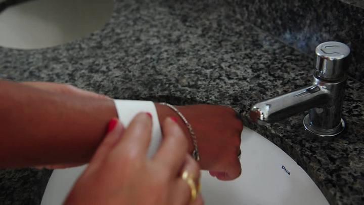 Como aplicar a golden tattoo