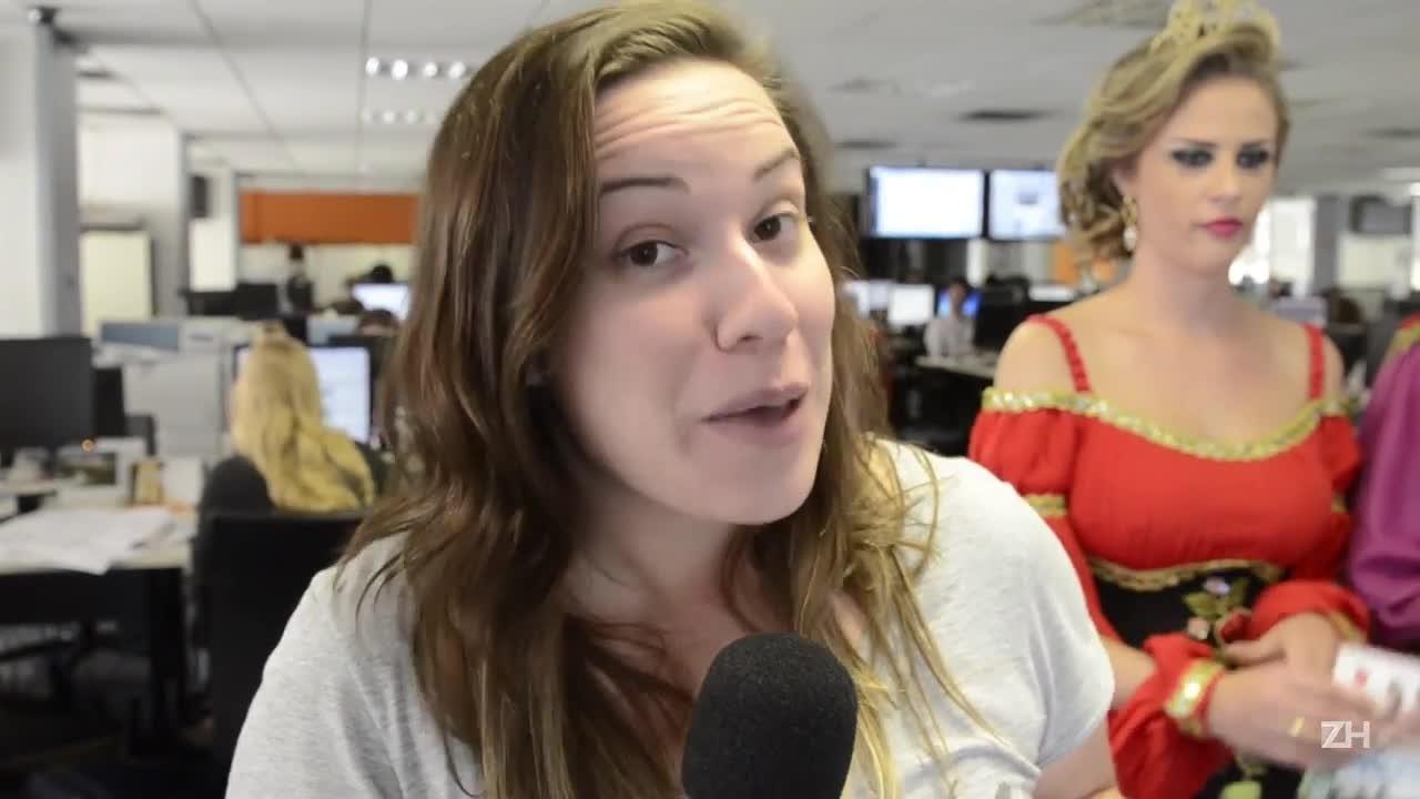 Soberanas da Femaçã comentam polêmica imagem de divulgação