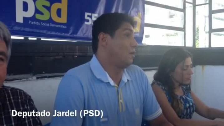 Deputado Jardel fala sobre afastamento da Assembleia