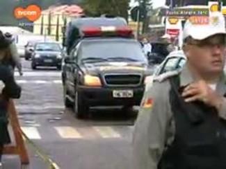 TVCOM 20 Horas - Acusados da morte de Bernardo Boldrini são interrogados em Três Passos - 27/05/2015