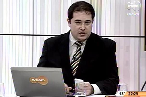 Conversas Cruzadas - Turismo de negócios em Santa Catarina - 2º Bloco - 06.07.15