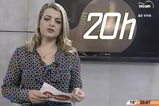 TVCOM 20 Horas - Proposta de centralização do SAMU é apresentada aos municípios - 24.07.15