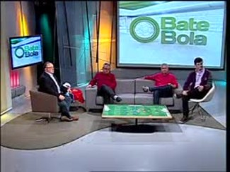 Bate Bola - 20ª rodada do brasileirão - Bloco 1 - 23/05/15