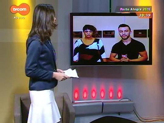 TVCOM Tudo Mais - Porto Alegre em Cena: festival muito além das encenações