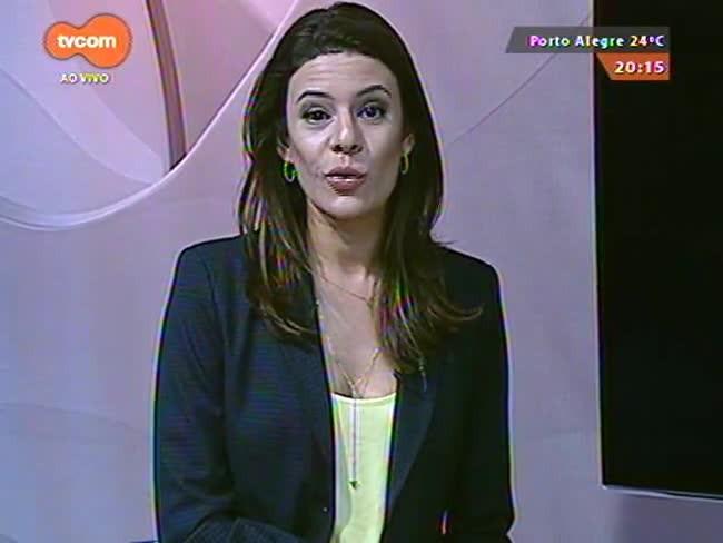 TVCOM 20 Horas - Governo decide abonar a folha de pagamento dos professores grevistas - 29/09/2015