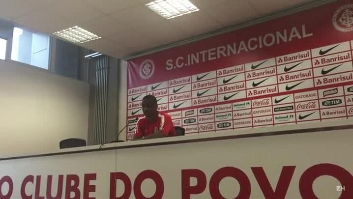 Juan fala sobre possível ida para o Flamengo