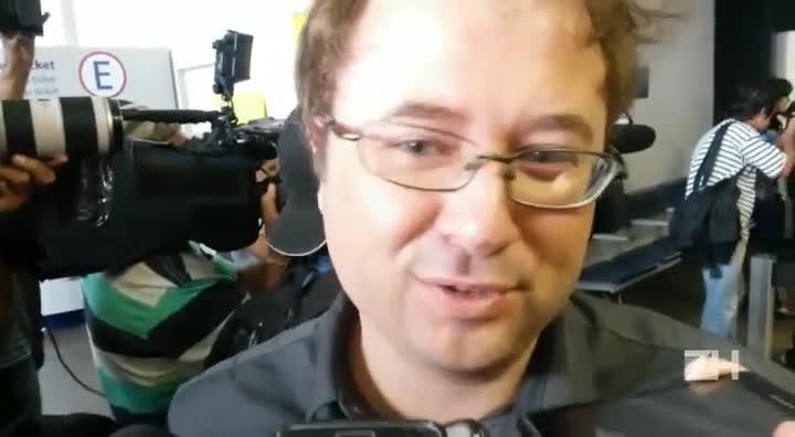 Diretor de futebol do Inter fala sobre acerto com Quinteros