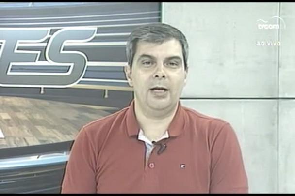 TVCOM Esportes. 4º Bloco. 31.03.16