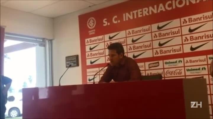 Argel confirma time que enfrentará o São José