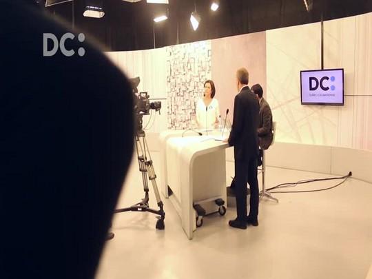 Debate DC: confira os bastidores do primeiro debate promovido pelo Diário Catarinense