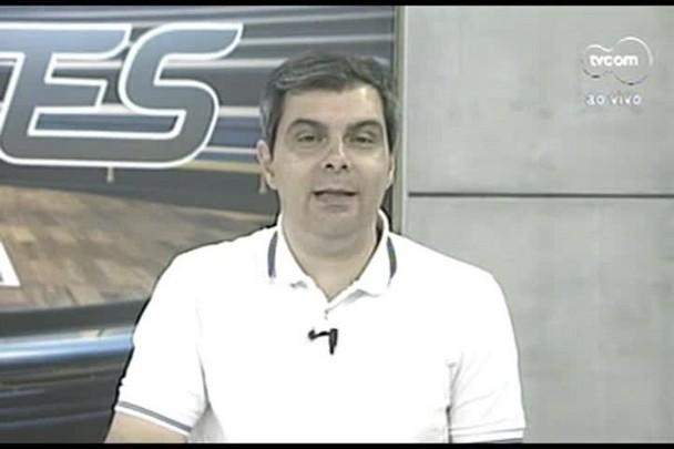 TVCOM Esportes. 4º Bloco. 19.10.16