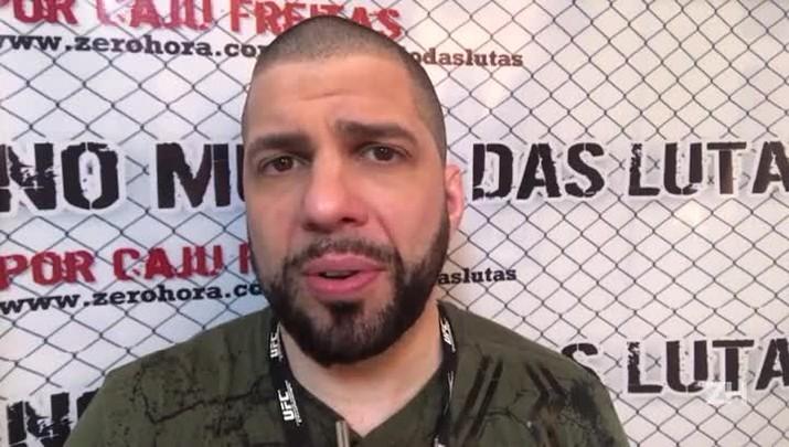 Caju Freitas comenta momento de Amanda Nunes