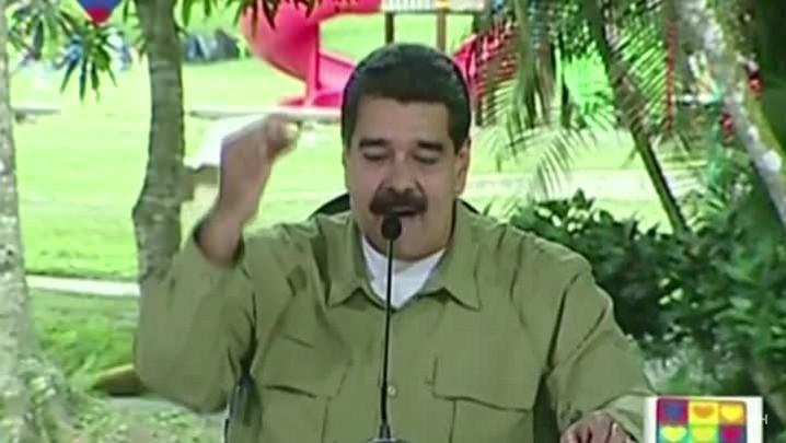 Dois mortos em ataque a base militar na Venezuela