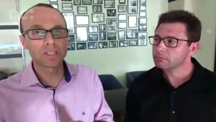 Renato Igor e Marcos Ghizoni visitam Indústria Aeroespacial de Israel