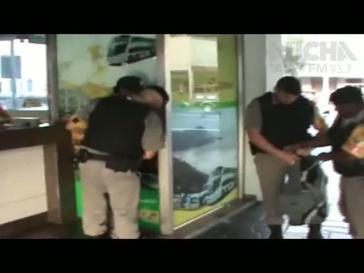 Veja vídeo sobre prisão de integrante do PCC no RS. 11/12/2012