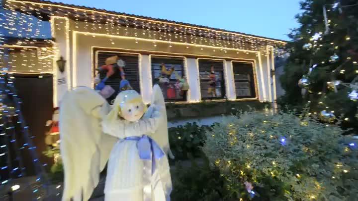 Casa vencedora do Brilha Porto Alegre chama a atenção na Zona Norte