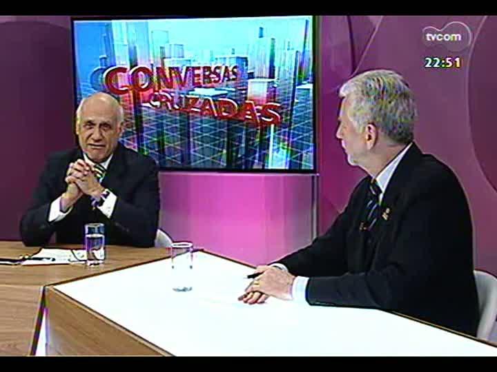 Conversas Cruzadas - Entrevista José Fortunati: perspectivas para 2013 - Bloco 3 - 26/12/2012