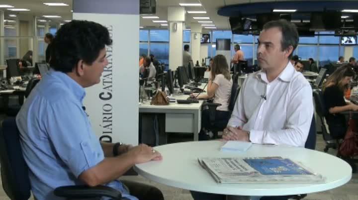 Vereadores eleitos da Capital - Entrevista com Edinho Lemos