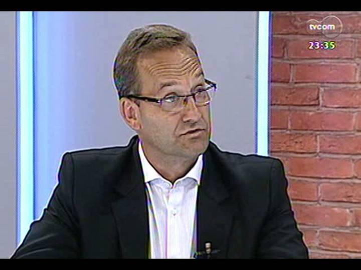 Mãos e Mentes - Gerente-geral da Câmara Brasil-Alemanha, Pedro Valmor Kerber - Bloco 1 - 06/03/2013